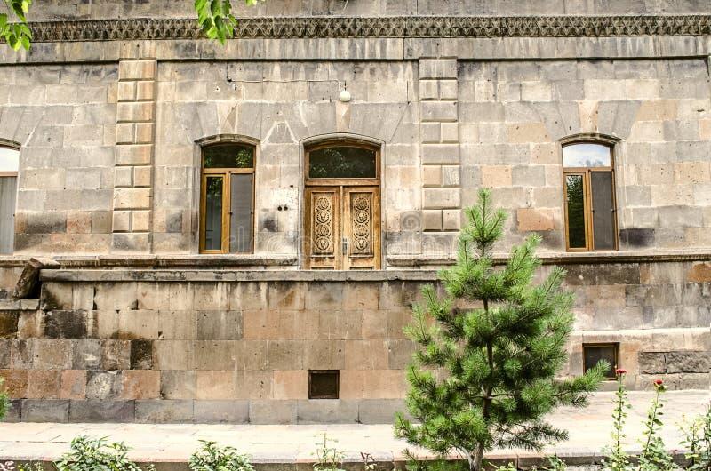 Estancia para los sacerdotes de la iglesia de StGayane en Echmiadzin fotos de archivo libres de regalías