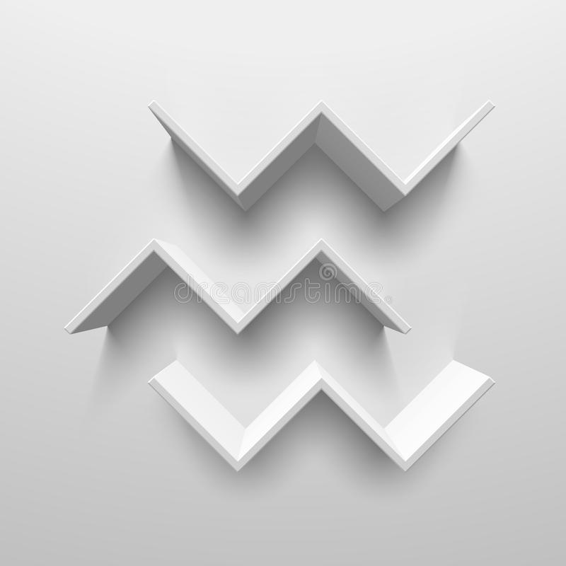 Estantes de White Birds libre illustration