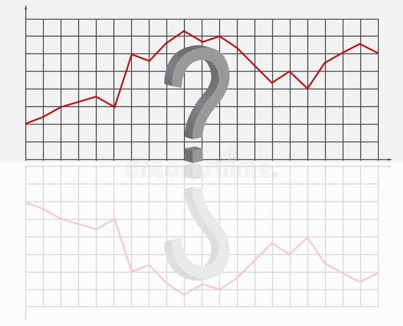 Estatísticas de negócio do vetor ilustração do vetor