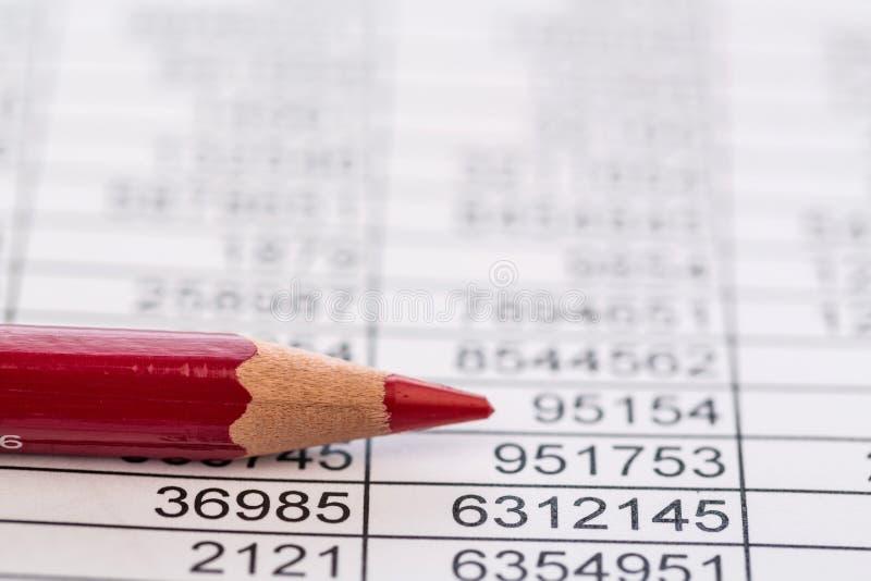 Estatísticas e tabelas fotos de stock royalty free
