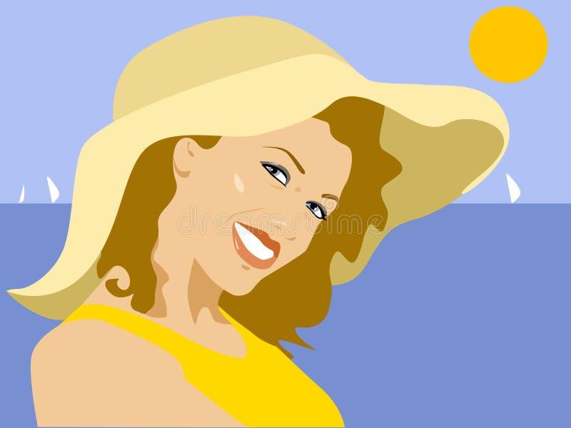 Estate royalty illustrazione gratis