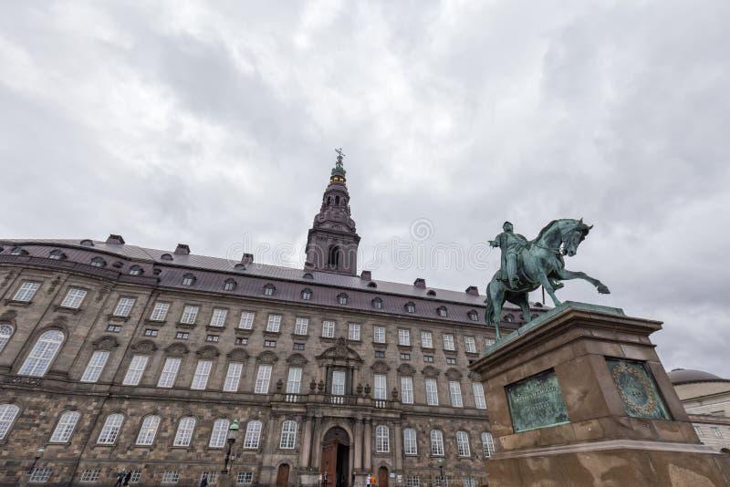 Estate danese fotografia stock