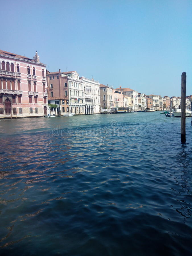 Estate 2014 di Venise fotografie stock libere da diritti