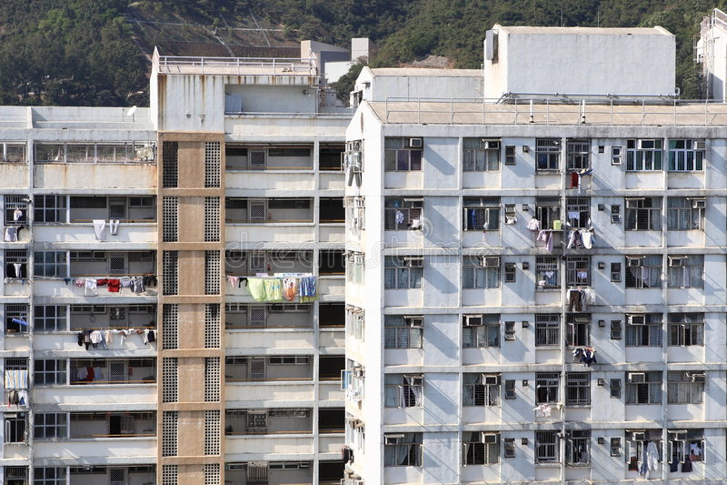 estate housing public στοκ εικόνα με δικαίωμα ελεύθερης χρήσης