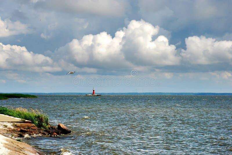 Estate sulla spiaggia immagini stock