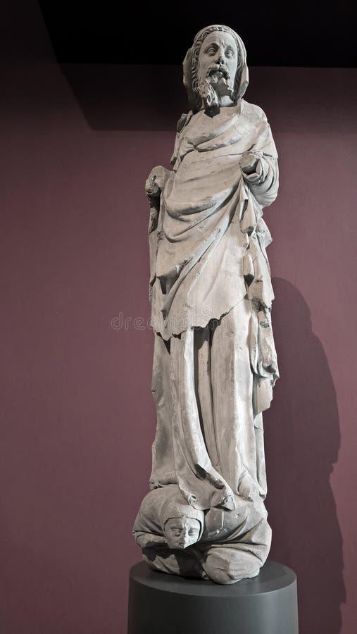 Estatua antigua fotos de archivo libres de regalías