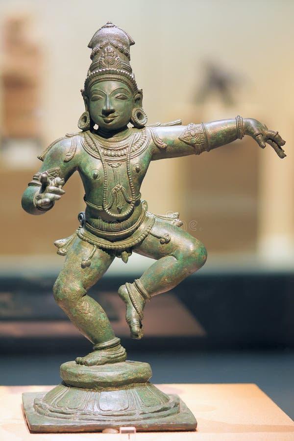 Download Estatua Antigua Del Bronce De La India Imagen de archivo - Imagen de hombres, viejo: 41920547
