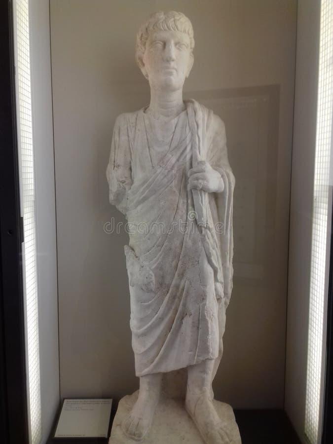Estatua antigua griega fotografía de archivo libre de regalías