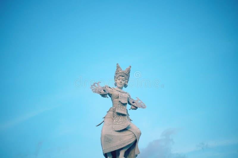 Estatua, Bali, Indonesia fotografía de archivo libre de regalías
