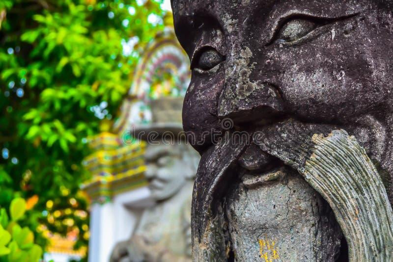 Estatua de Bangkok imagen de archivo libre de regalías