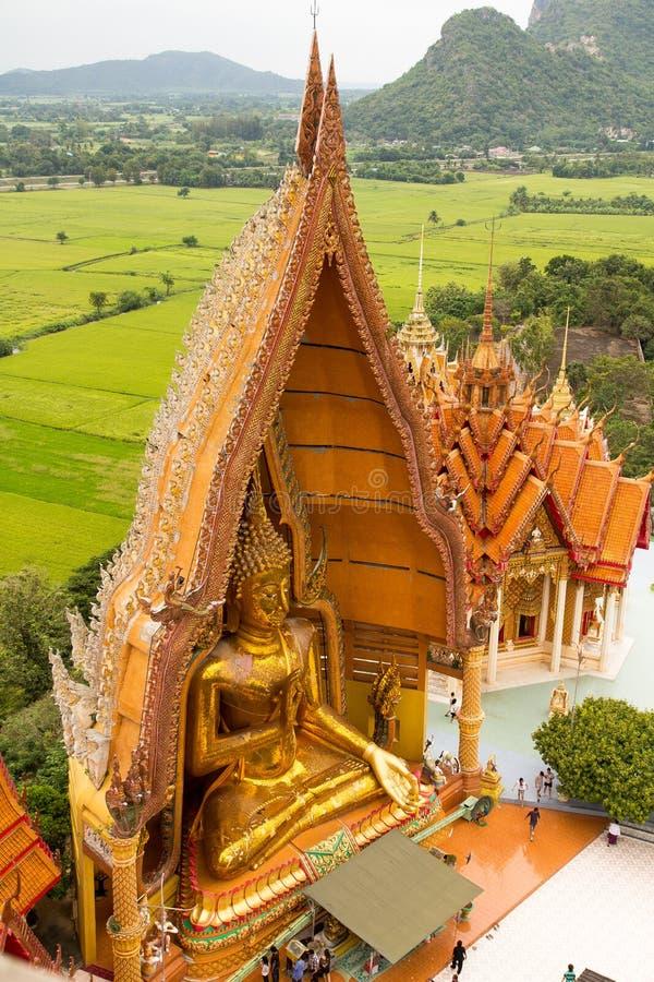 Estatua de Buda fotos de archivo