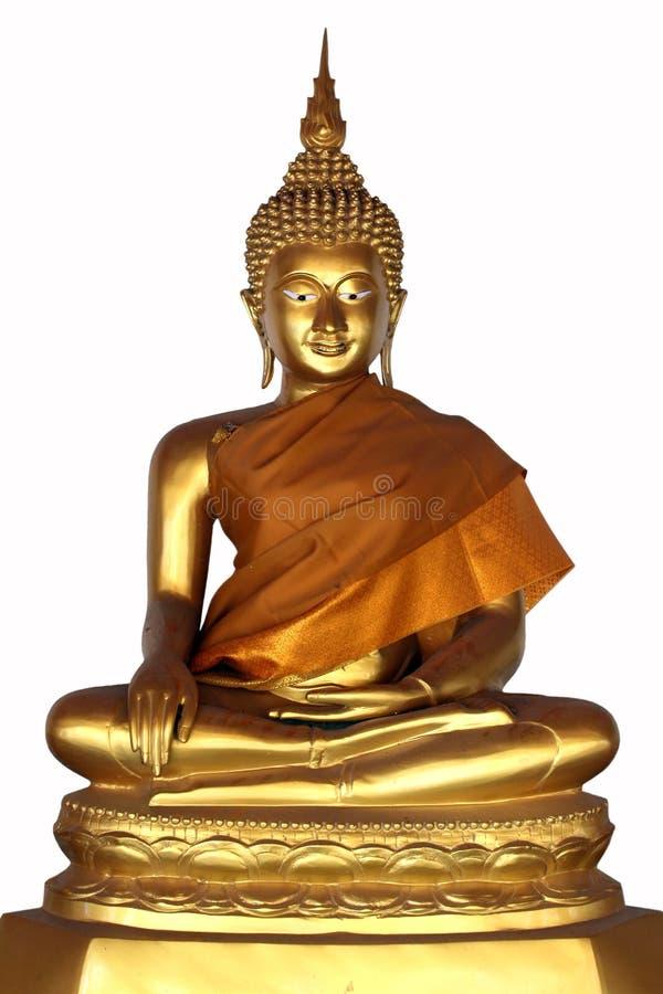 Estatua de Buda en Tailandia fotos de archivo libres de regalías