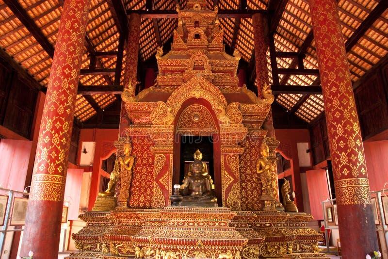 Estatua de Budda fotografía de archivo libre de regalías