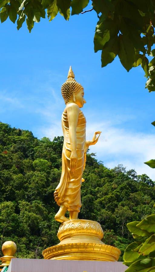 Estatua de Budha fotos de archivo