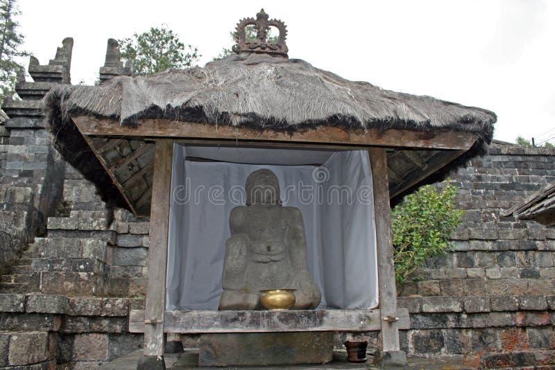 Estatua de Cetoh fotografía de archivo libre de regalías