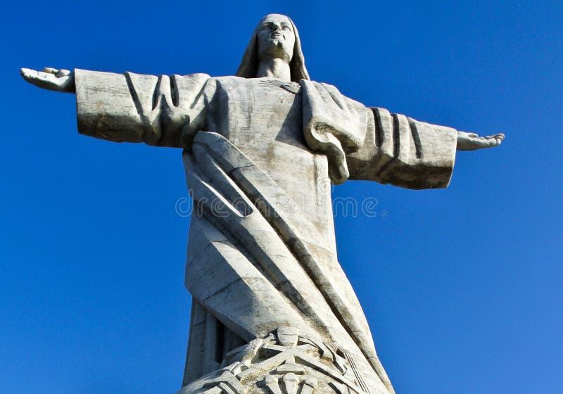 Estatua de Cristo fotos de archivo libres de regalías