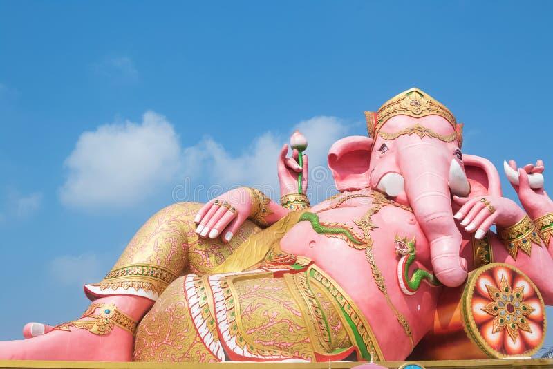 Estatua de Ganesh imagen de archivo libre de regalías