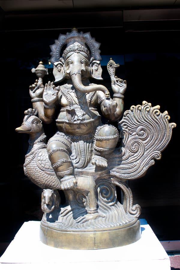 Estatua de Ganesh en Madurai fotos de archivo libres de regalías