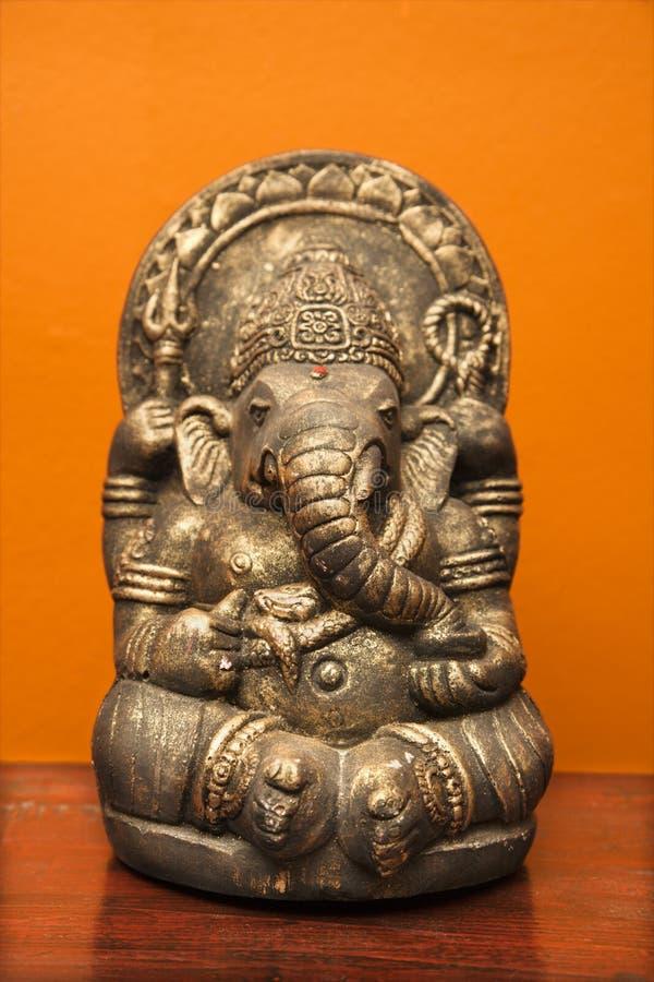 Estatua de Ganesha. fotografía de archivo