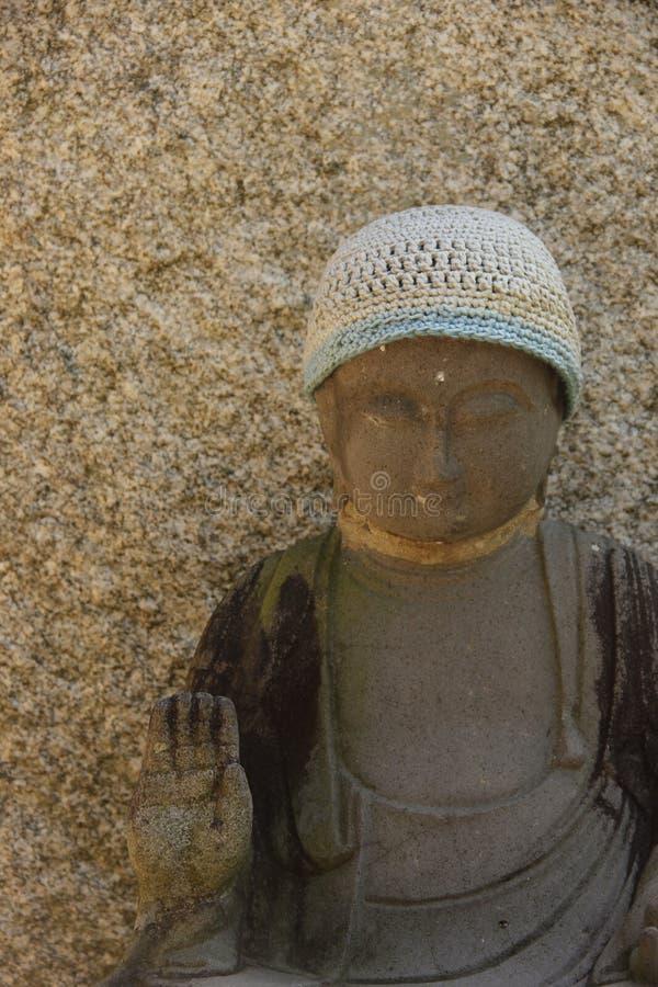 Estatua de Jizo fotos de archivo libres de regalías