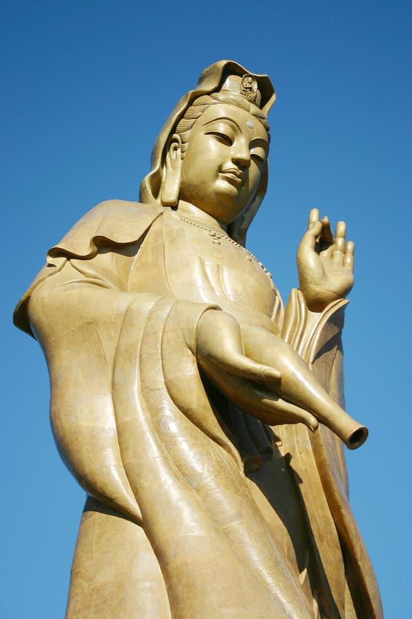 Estatua de Kuan Yin foto de archivo libre de regalías