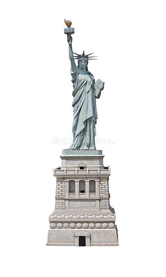 Estatua de la libertad - Estados Unidos fotografía de archivo