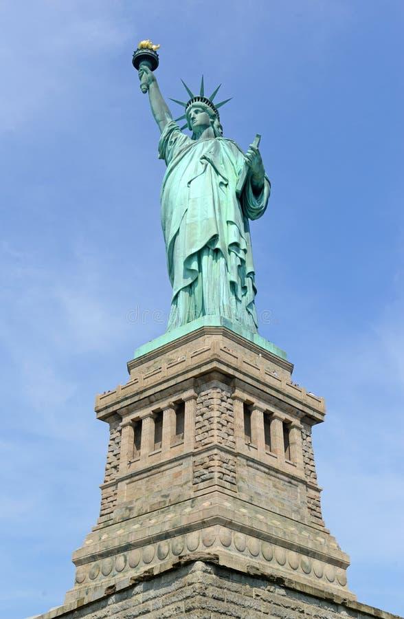 Estatua de la libertad, Liberty Island, New York City fotos de archivo libres de regalías