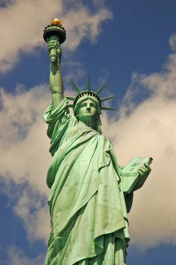 Estatua de la libertad, NYC imagen de archivo libre de regalías