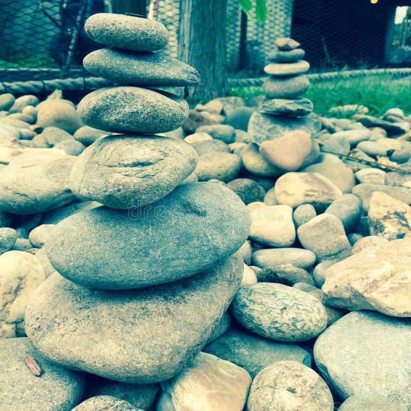 Estatua de la roca imagen de archivo libre de regalías