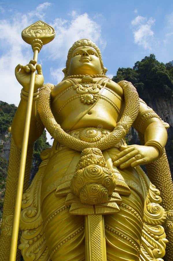 Estatua de Murugan fotos de archivo libres de regalías