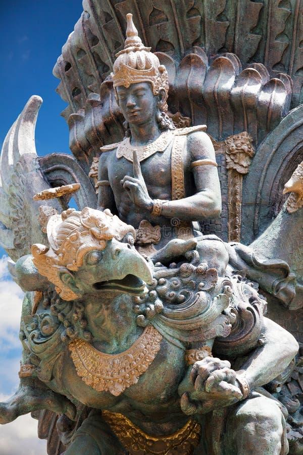 Estatua del Balinese, Indonesia fotos de archivo libres de regalías