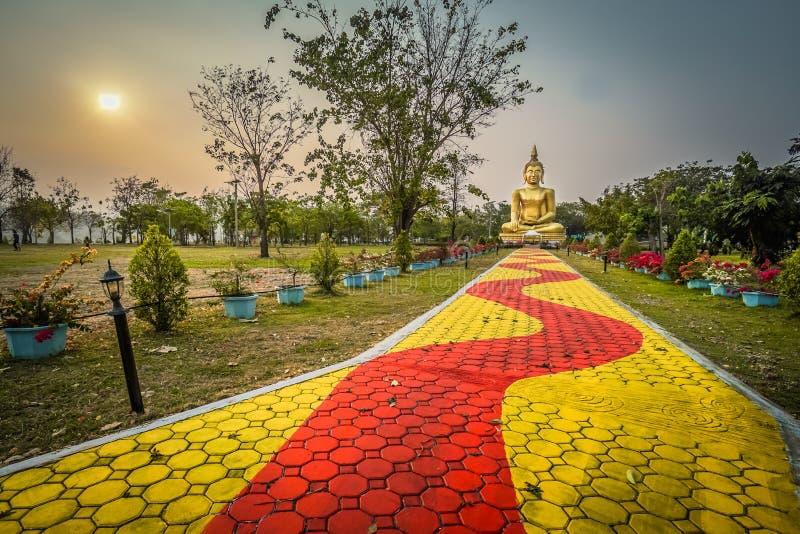 Estatua del Buddha foto de archivo libre de regalías