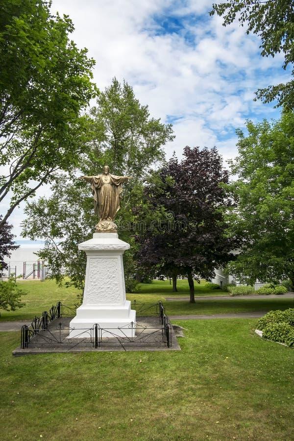 Estatua del Jesucristo imagen de archivo libre de regalías