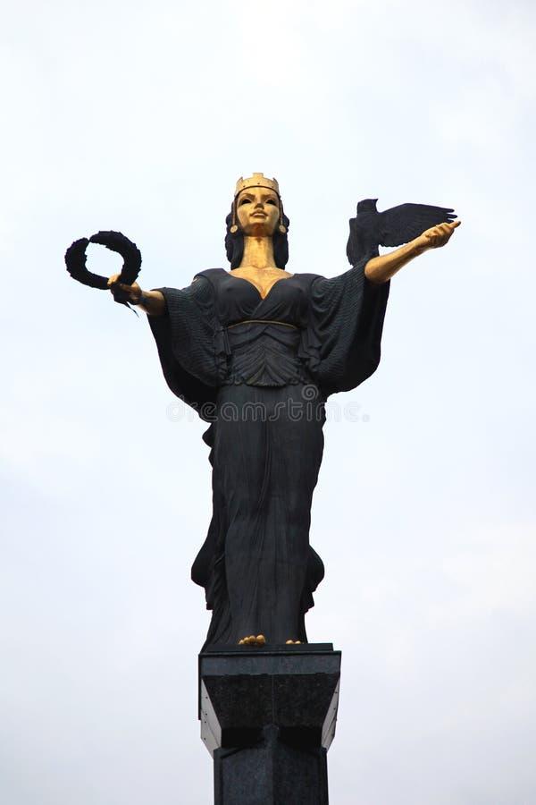 Estatua del santo Sophia fotos de archivo