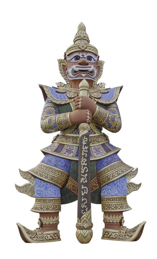 Estatua gigante imagenes de archivo