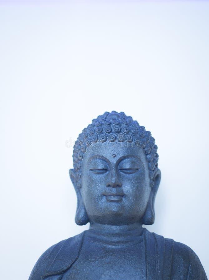 Estatua oriental del budha fotos de archivo