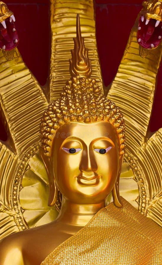 Estatuas de Buda imagen de archivo