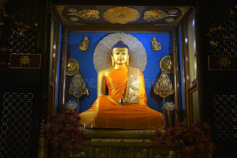 Estatuas hermosas de Buda imagen de archivo