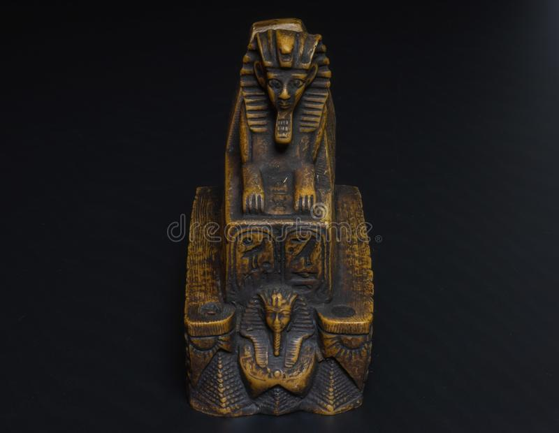 Estatueta da esfinge foto de stock royalty free