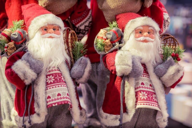Estatueta de Santa Claus foto de stock royalty free