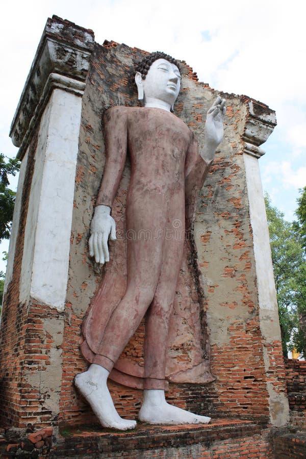 Estatura de Buda fotografía de archivo libre de regalías