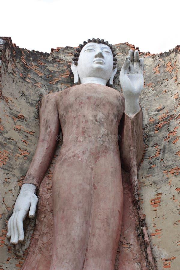 Estatura de Buda foto de archivo