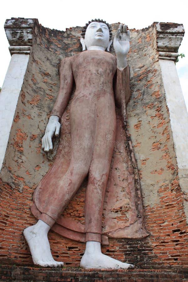 Estatura de Buda fotos de archivo