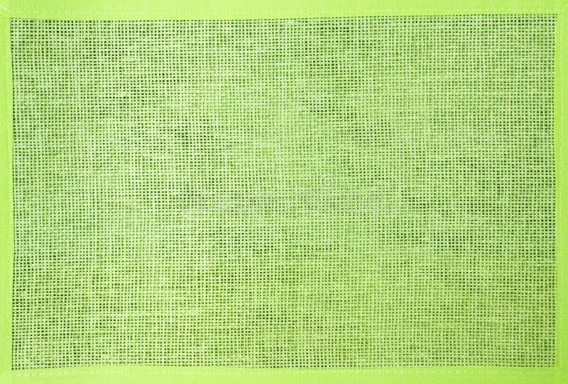 Estera de lugar verde imagenes de archivo