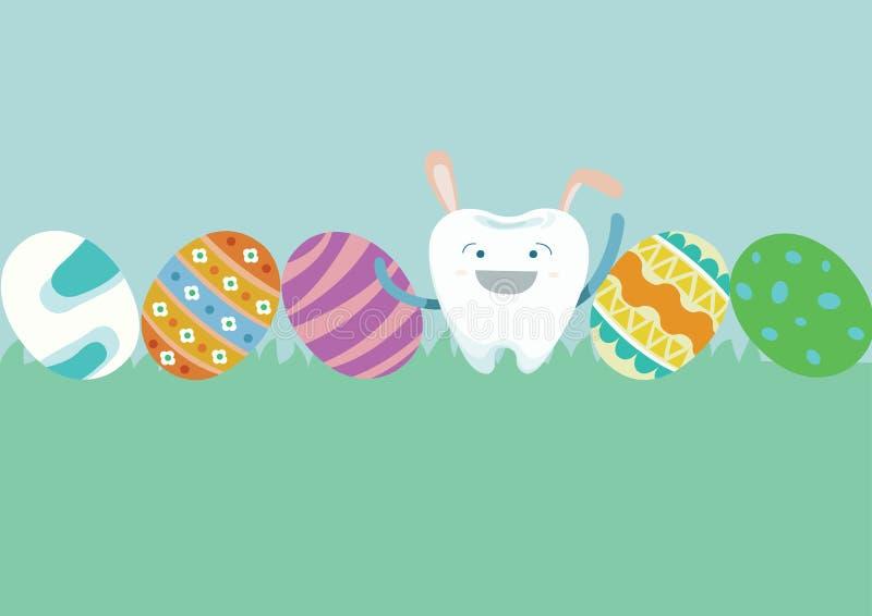 Estere di dentario royalty illustrazione gratis