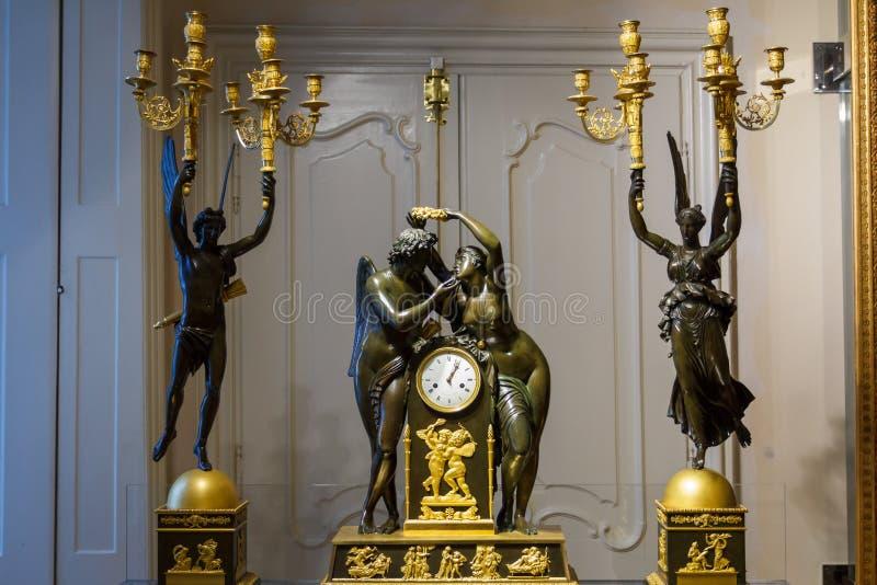 Esterhazy koninklijk paleis stock foto