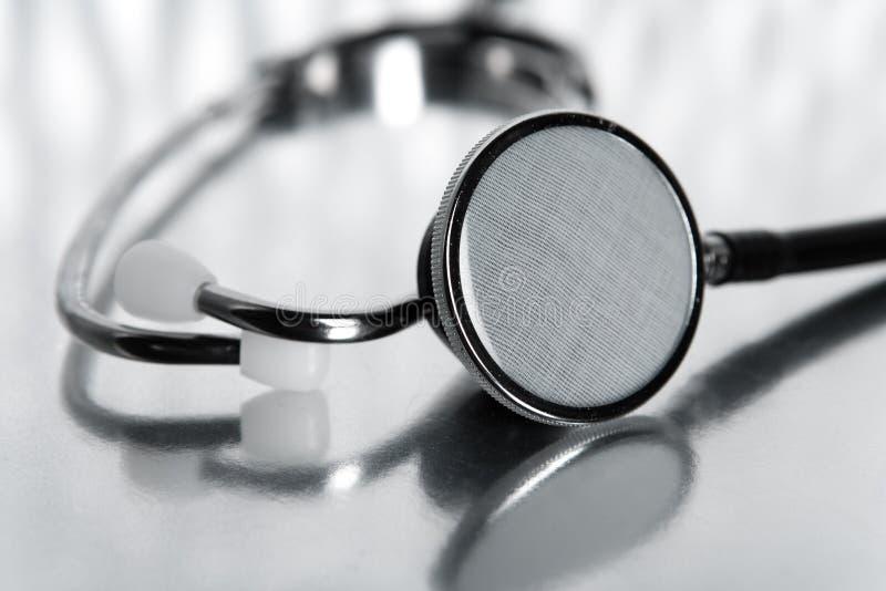 Estetoscópio foto de stock