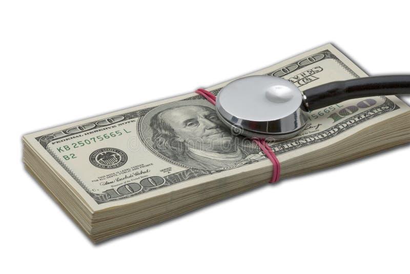 Custos da saúde fotos de stock royalty free