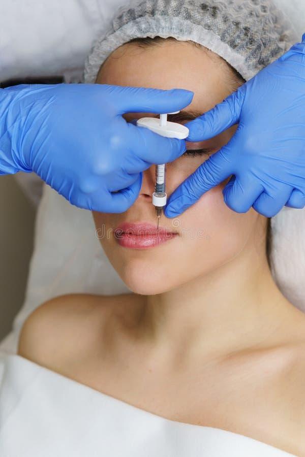 Estetyczna kosmetologia Zdroju salon zdjęcia royalty free
