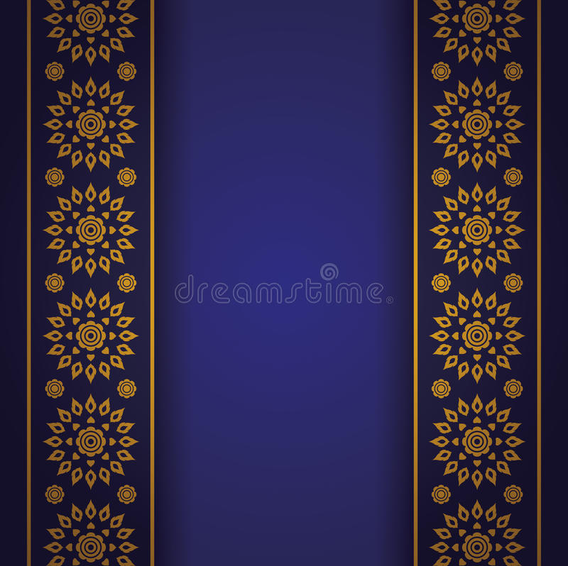 Estilo asiático de la elegancia del arte para el diseño de la cubierta ilustración del vector